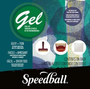 "Speedball Gel Printing Plate 8/""x10/"""