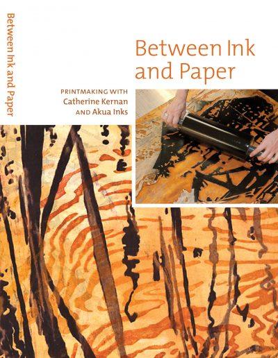DVDKER Between Ink and Paper Cover