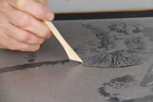 Akua® Carborundum Gel for Platemaking - Speedball Art