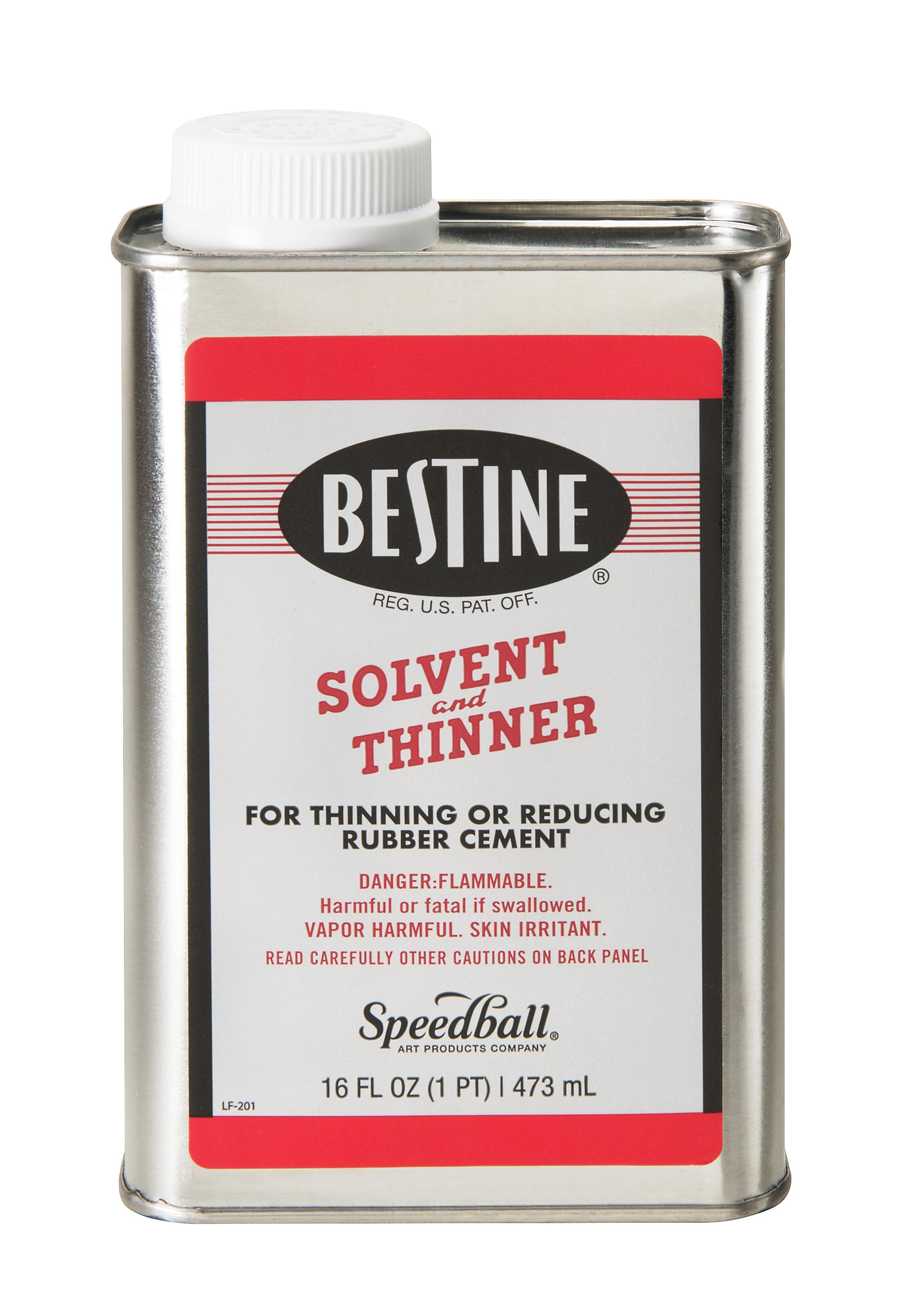 201 Bestine Solvent Pint